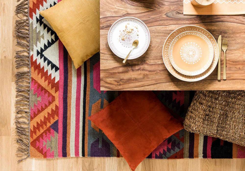 tapis maisons du monde lequel choisir pour son interieur