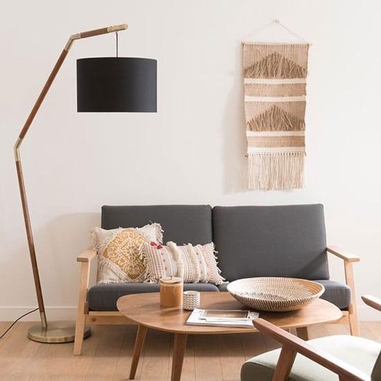 12 Lampadaires Maisons Du Monde Pour Illuminer Votre Interieur