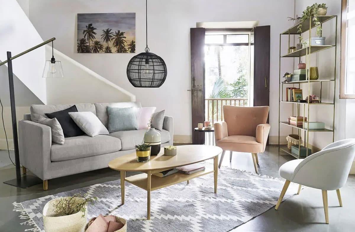 table basse maisons du monde quel modele choisir