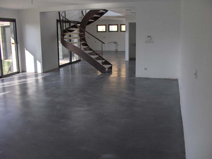 Bétons Cirés à Montpellier - Mercadier - Boutique For Interior Living