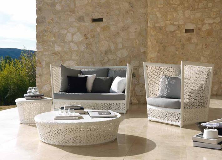 Salon De Jardin Tunis Mobilier Contemporain