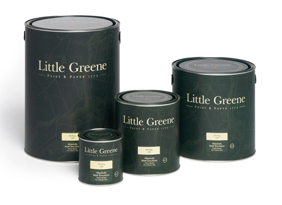 PEINTURES EXTERIEURES LITTLE GREENE