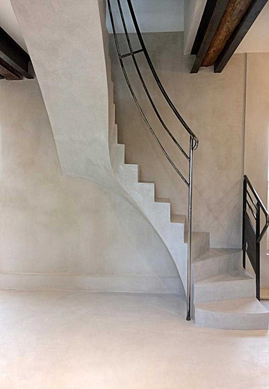 Fabricant Beton Cire France boutique mercadier montpellier archives - for interior living