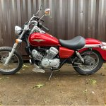 Honda Shadow 125 For Sale In Uk View 37 Bargains