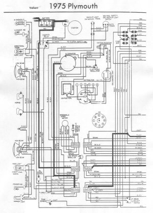 76 duster wiring diagram | For A Bodies Only Mopar Forum