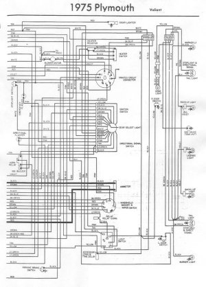 76 duster wiring diagram | For A Bodies Only Mopar Forum