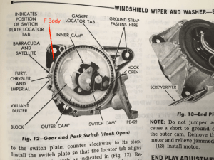 Wiper Motor Interchange List with part numbersyearsbody