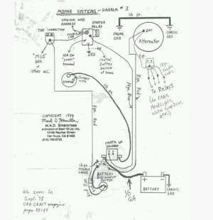 Kill switch wiring diagram | For A Bodies Only Mopar Forum