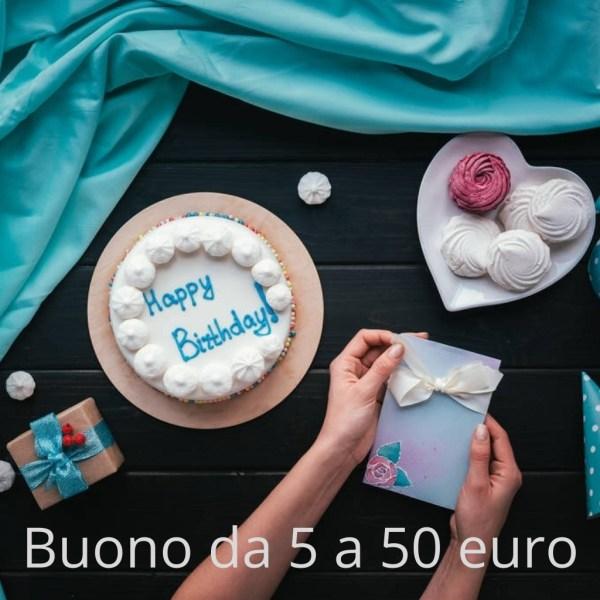 buono 5-50 euro