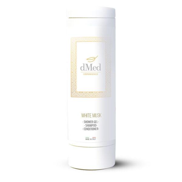 doccia shampoo balsamo muschio bianco