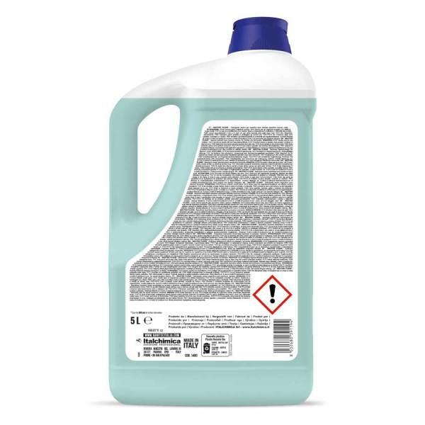 detergente per pavimenti delicati come marmo cotto e parquet anche per robottini lavapavimenti dal profumo delicato in tanica da 5 lt neutro floor codice 1480