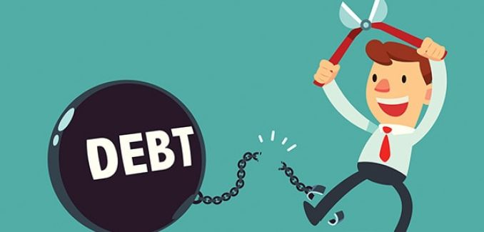 8 golden tips on how to pay off the debt that's been haunting you