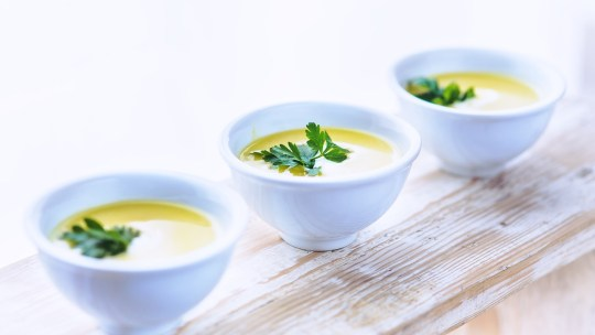 Garlic Mustard Soup & 10 Fun Facts About Soup