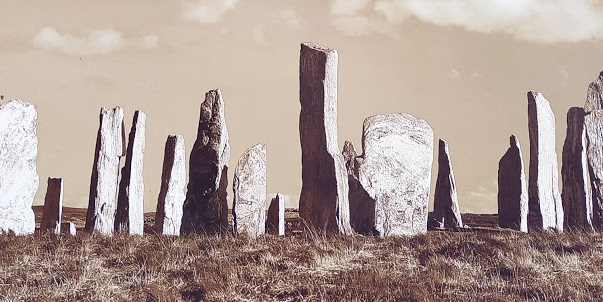 The Outer Hebrides - Callanish Stones