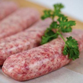 Bratwurst and Sausage
