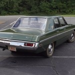 For Sale 1970 Dodge Dart F8 Green 318 Auto 54k Original Miles 4 Door For B Bodies Only Classic Mopar Forum