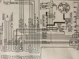 Starter Relay wiring and 4pin to 2pin resistor? | For B Bodies Only Classic Mopar Forum