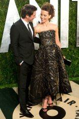 Kate Beckinsale e il marito | © ADRIAN SANCHEZ-GONZALEZ / Getty Images