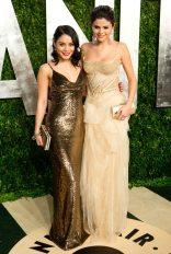 Vanessa Hudgens e Selena Gomez | © ADRIAN SANCHEZ-GONZALEZ / Getty Images