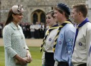 Kate Middleton all'incontro nazionale con gli scout | © Getty Images