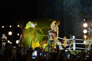 L'esibizione di Katy Perry ai VMAs | © Getty Images