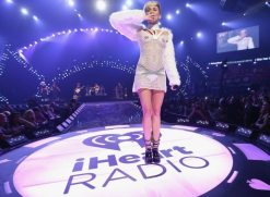 iHeartRadio Music Festival con Miley Cyrus | © /Getty Images