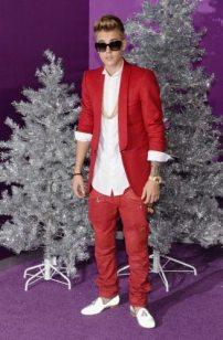 Justin Bieber al Regal Cinemas di Los Angeles | © Getty Images
