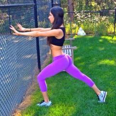 Jen Selter mostra i suoi allenamenti | Instagram