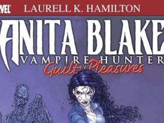 Novelists making Comics Laurell K. Hamilton Anita Blake Marvel Comics