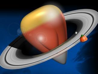 Halloween on Saturn