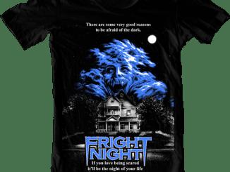 Brewster, Fright Night, William Ragsdale, Roddy McDowall
