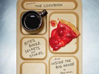 Orange is the New Black Cookbook, cook book, OITNB
