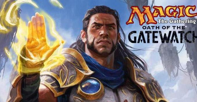 Magic the Gathering Oath Gatewatch Forbidden Planet NYC mtg MTGOGW