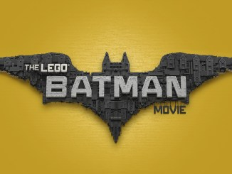 Lego Batman Movie Logo Forbidden Planet NYC