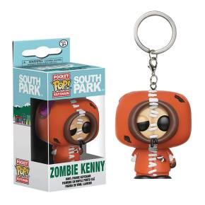 South Park Forbidden Planet NYC merchandise Zombie Kenny Funko POP