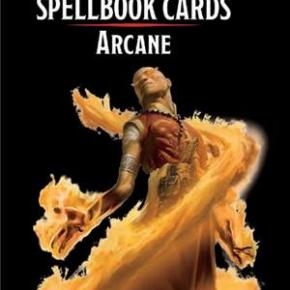 New Spellbook Cards for D&D 2017 Forbidden Planet NYC