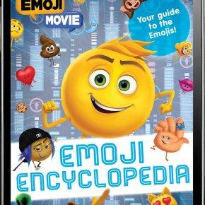Emoji Encyclopedia book Emoji Movie