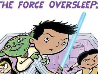 Star Wars Jedi Academy Force Oversleeps Jeffrey Brown