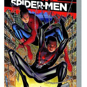 Spider-Men TP Miles Morales Peter Parker first meeting