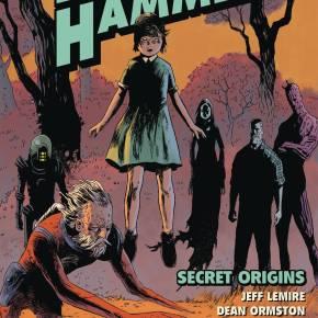 Jeff Lemire Dark horse Comics Black Hammer