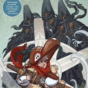 Bird Boy Anne Szabla webcomic Dark Horse Comics