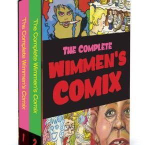 Eisner Award Wimmin's Comics