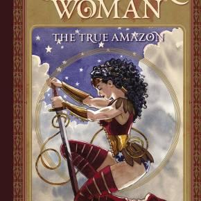 Jill Thompson Wonder Woman The True Amazon DC Comics