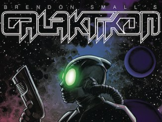 Galaktikon Eric Powell Brendon Small
