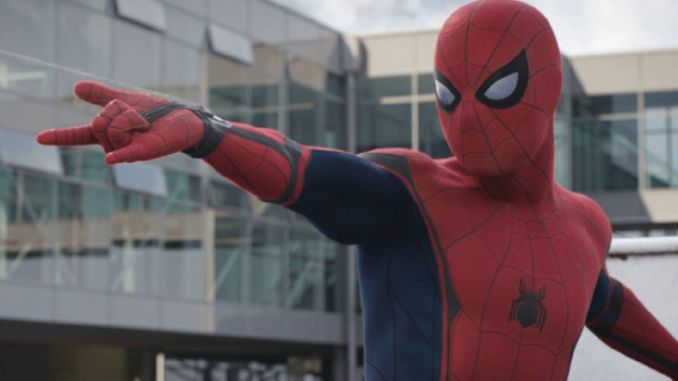 Spider-Man Homecoming Civil War Avengers Captain America Iron Man