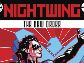 Nightwing The New Order DC Comics Kyle Higgins