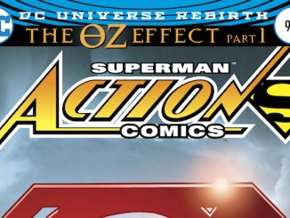 Action Comics Oz Effect Superman