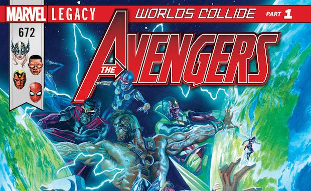 Avengers Marvel Legacy
