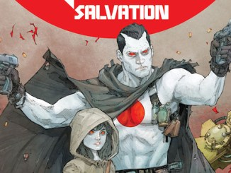 Bloodshot Salvation Jeff Lemire Valiant Comics