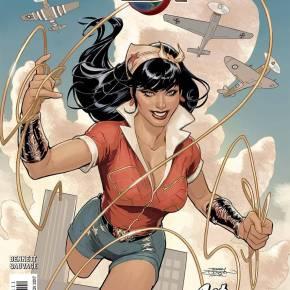 Marguerite Bennett Terry Dodson Wonder Woman Harley Quinn Batgirl Batwoman Poison Ivy Catwoman